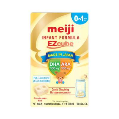 Sữa Meiji thanh Infant Formula 432g (0-12 tháng)