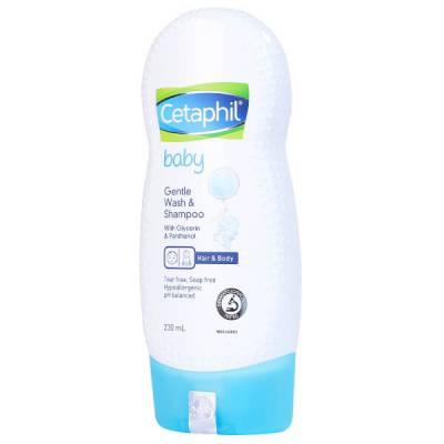 Sữa tắm gội toàn thân cho bé Cetaphil 230ml