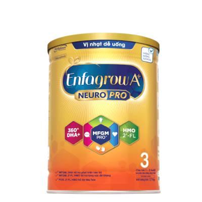 Sữa Enfagrow A+ số 3 1700g (1-3 tuổi) 2Flex