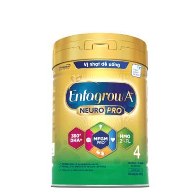 Sữa Enfagrow A+ số 4 830g (2-6 tuổi) 2Flex
