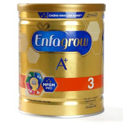 Sữa Enfagrow A+ 3 400g (1-3 tuổi)