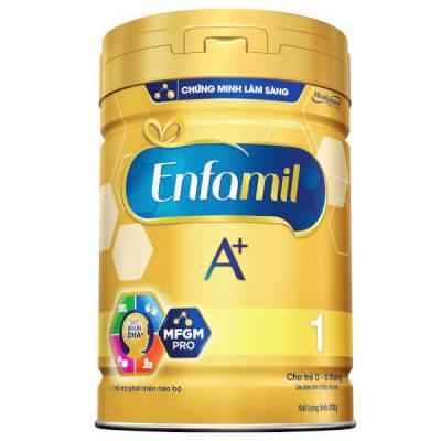 Sữa Enfamil A+ 1 830g (0-6 tháng)