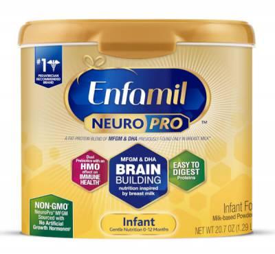 Sữa Enfamil NeuroPro Infant Formula 587g (0-12 tháng)