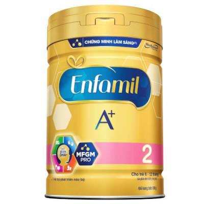 Sữa Enfamil A+ 2 830g (6-12 tháng)