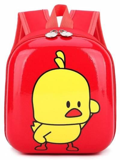 Balo hoạt hình chú vịt vàng K106 (đỏ)