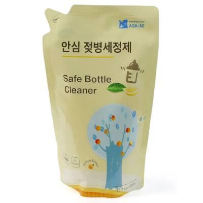 Nước rửa bình sữa AGA-AE hương cam_Túi 500ml