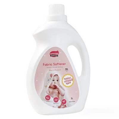 Nước xả vải Hàn Quốc ConCung Gentle Care hương ngọt ấm, chai 3L