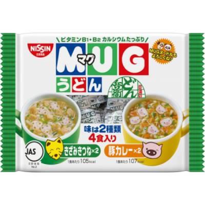 Mỳ Mug Xanh