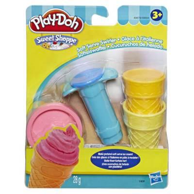 Bộ đồ chơi đất nặn dụng cụ làm kem mini Play Doh - 49654