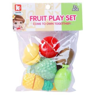 Đồ chơi cắt trái cây set 9 món RFD314621
