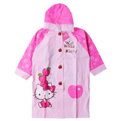 Áo mưa bé gái Hello Kitty HF86346-1 (Size M)