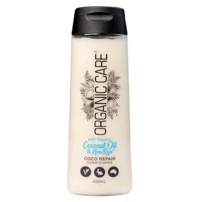 Dầu xả phục hồi tóc hư tổn Coco Organic care 400ml