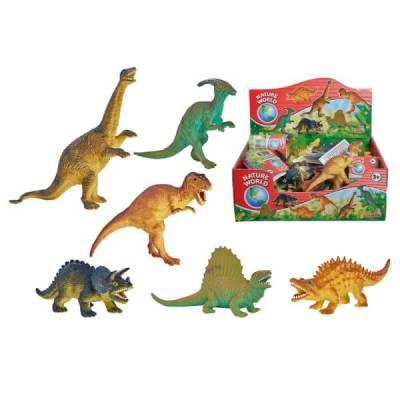 Đồ Chơi Khủng Long NATURE WORLD Dinos, 6-ass.