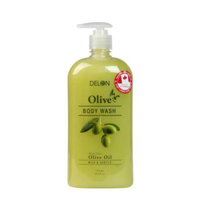 Sữa Tắm Delon với tinh dầu Olive 725ml (xuất xứ Canada)