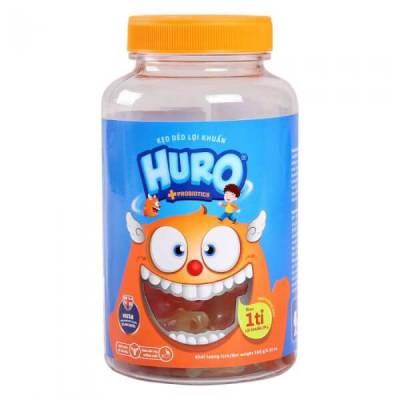 Kẹo dẻo Huro 168g Pan Food