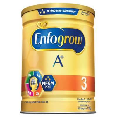 Sữa Enfagrow A+ 3 1.7kg (1-3 tuổi)