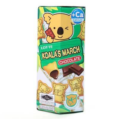 Bánh gấu Koala's March nhân sô cô la