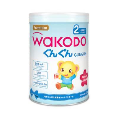 Sữa Wakodo số 2 830g (1-3 tuổi)