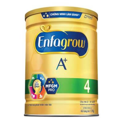 Sữa Enfagrow A+ 4 1.7kg (2-6 tuổi)