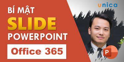 Thiết kế slide và hiệu ứng chuyên nghiệp với PowerPoint 365