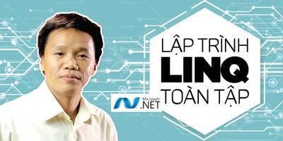 Lập trình LinQ toàn tập