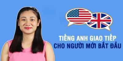 Tiếng Anh giao tiếp cho người mới bắt đầu