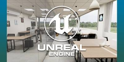 Ứng dụng Unreal Engine & 3ds Max trong thiết kế Realtime kiến trúc