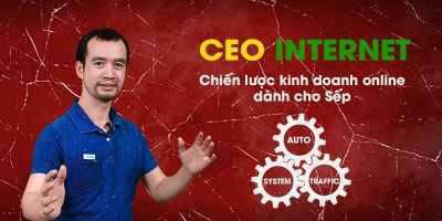 CEO INTERNET - Chiến lược kinh doanh online dành cho Sếp