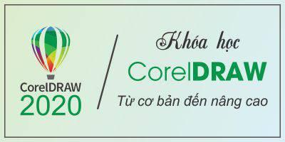 Khóa học CorelDRAW thiết kế quảng cáo