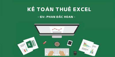 Kế toán thuế Excel
