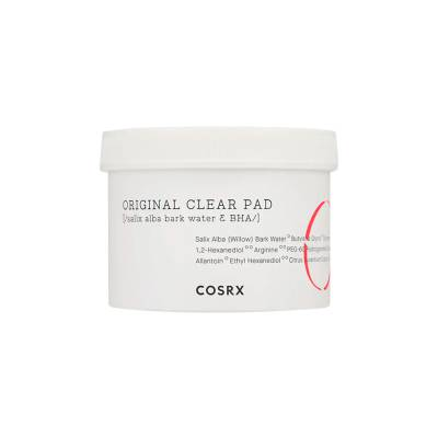 COSRX One Step Original Clear Pad – Bông tẩy da chết trị mụn – 70 gói