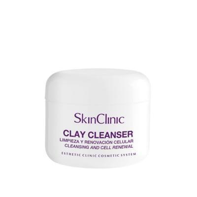 SkinClinic Clay Cleanser – Peel da trị mụn