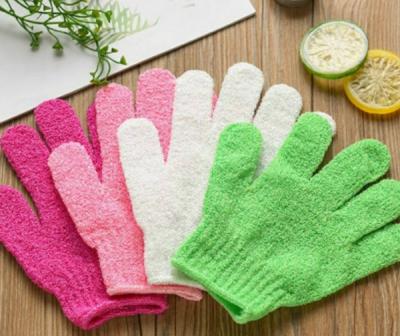 Găng Tay Tắm Tẩy Tế Bào Chết Body Scrubber Glove Features NĐT