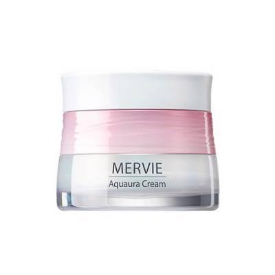 Kem Dưỡng Trắng Da The Saem Mervie Aquaura Cream 60ml