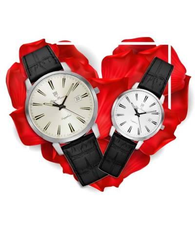 Đồng hồ đôi OP OP130-03MS-GL-T + OP130-03LS-GL-T