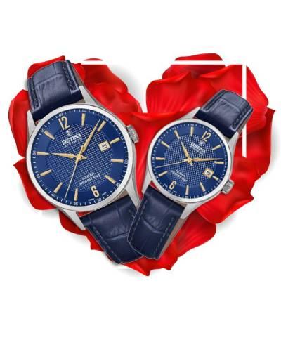 Đồng hồ đôi Festina F20007/3 + F20009/3