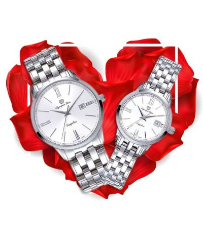 Đồng hồ đôi OP OPA58061MS-T + OPA58061LS-T
