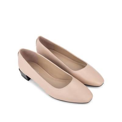 Giày cao gót mũi nhọn gót vuông BN0125