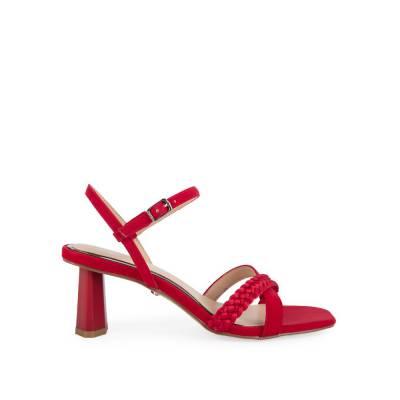 Sandal nhọn quai đan chéo SN0134