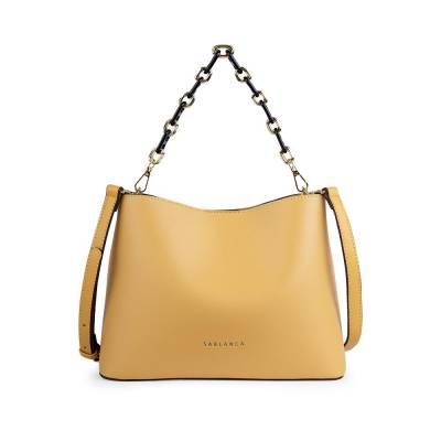 Túi  xách tay cỡ trung đơn giản TO0047