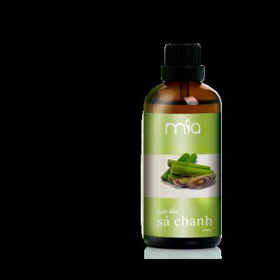 Tinh Dầu Sả Chanh Mía Organic