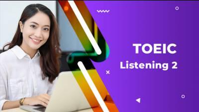 TOEIC Listening 2