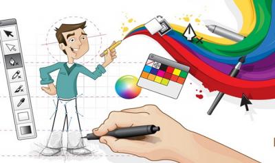 Trọn bộ thiết kế đồ họa và làm video chuyên nghiệp