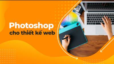 Photoshop cho thiết kế web