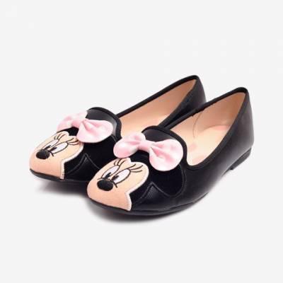 Giày Búp Bê Bé Gái Biti's Mickey DBB007911DEN (Đen)*