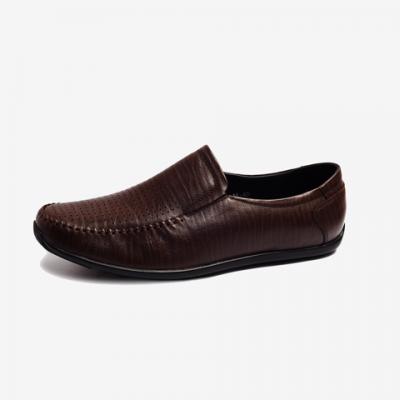 Giày Tây Da Nam Bit's DMM341770NAD (Nâu Đậm)*