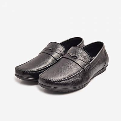 Giày Tây Da Nam Biti's DMM365770DEN (Đen)*