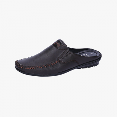 Giày Tây Da Nam Biti's DMM368770NAD (Nâu Đậm)*