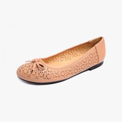 Giày Si Búp Bê Nữ Biti's SBW003588KEM (Kem)*