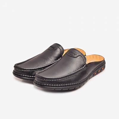 Giày Tây Da Nam DMM364770DEN (Đen)*